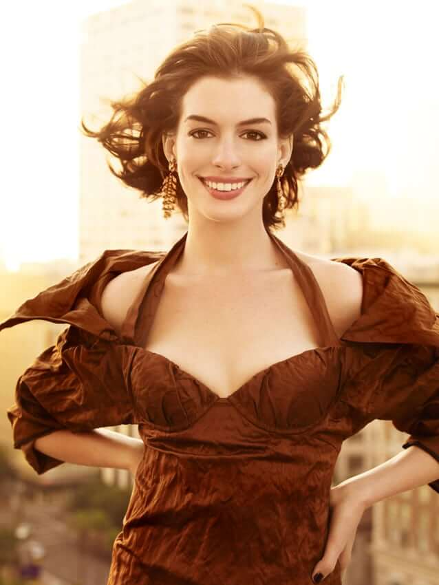 49 Hot Pictures Of Anne Hathaway Will Drive You Madly In