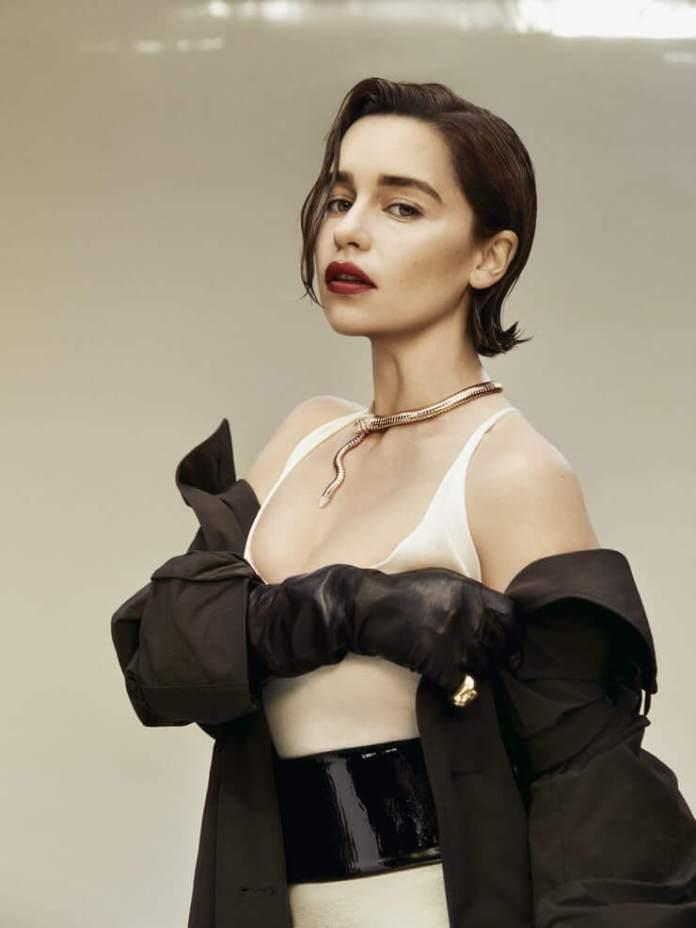 Clarke hot emilia Emilia Clarke: