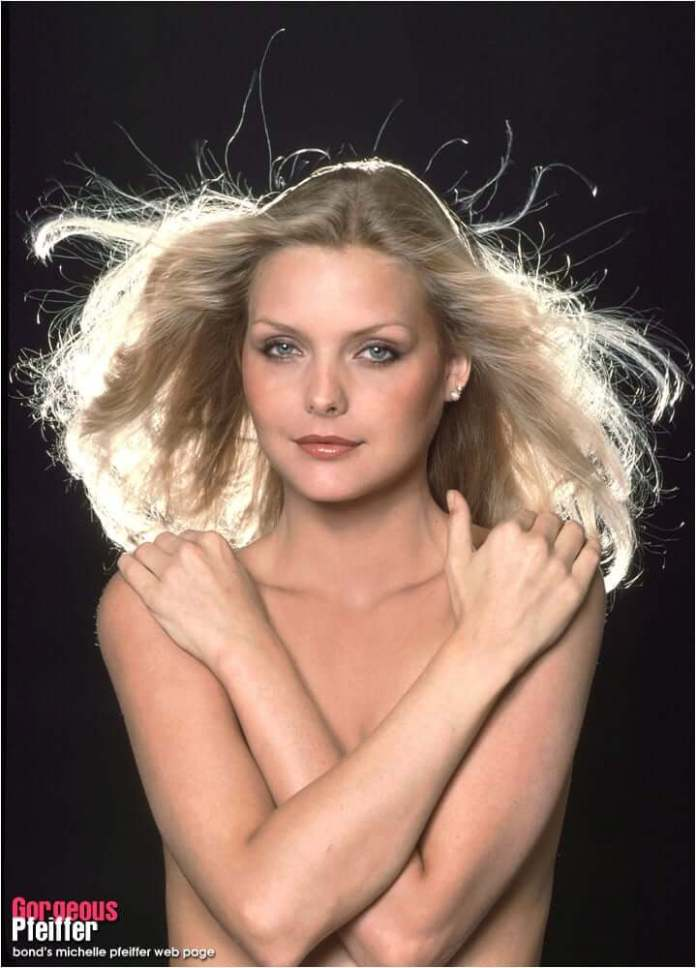 michelle pfeiffer hot