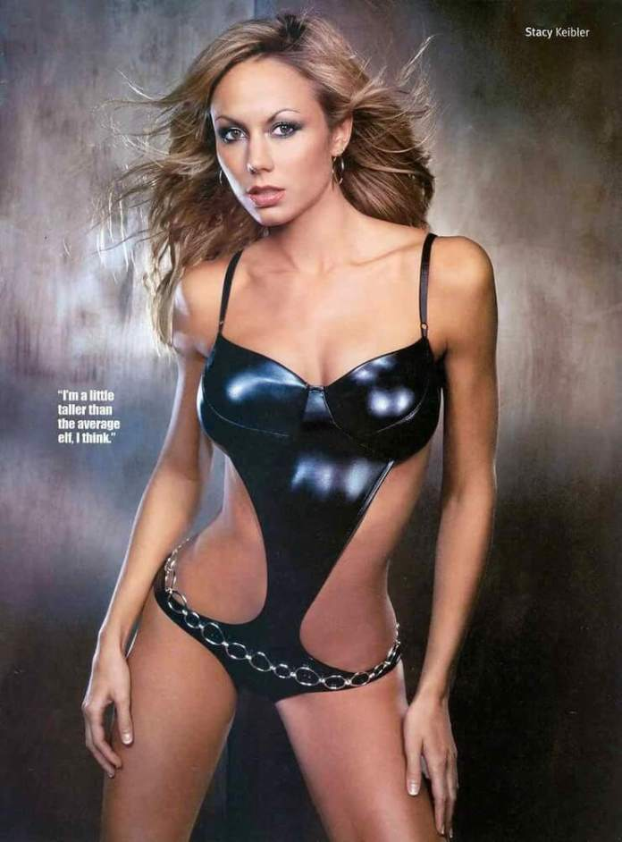 stacy keibler sexy