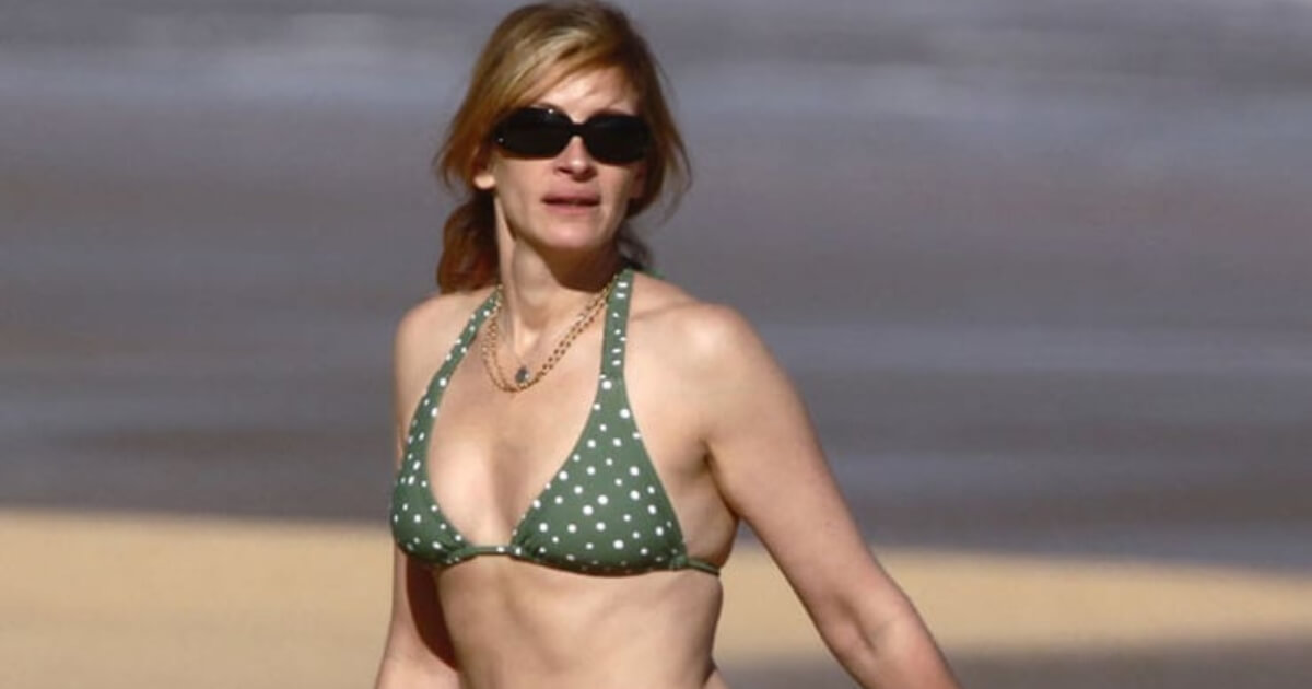 58 Julia Roberts Sexy Pictures Prove She Is A Godden From Heaven Cbg