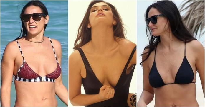 59 Demi Moore Sexy Pictures Prove She Is Hotter Than Tobasco