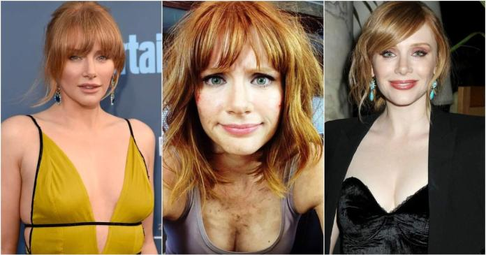 61 Bryce Dallas Howard Sexy Pictures Will Take Your Breathe Away