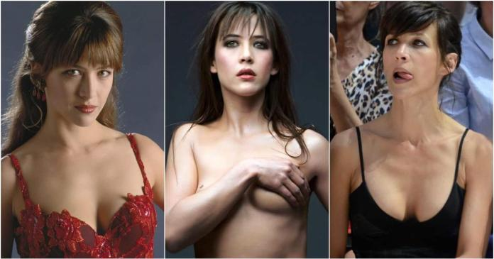63 Sophie Marceau Sexy Pictures Will Make You Fall In Love With Her