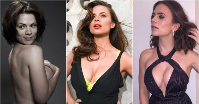 64 Hayley Atwell Sexy Pictures Are Pure Bliss