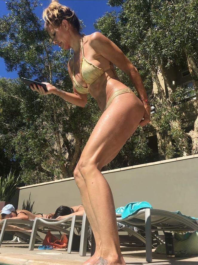 charisma carpenter bikini