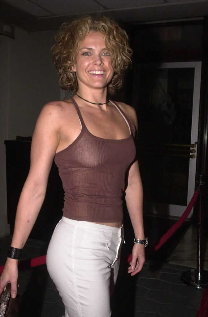 56 Dina Meyer Sexy Pictures Will Take Your Breathe Away   CBG