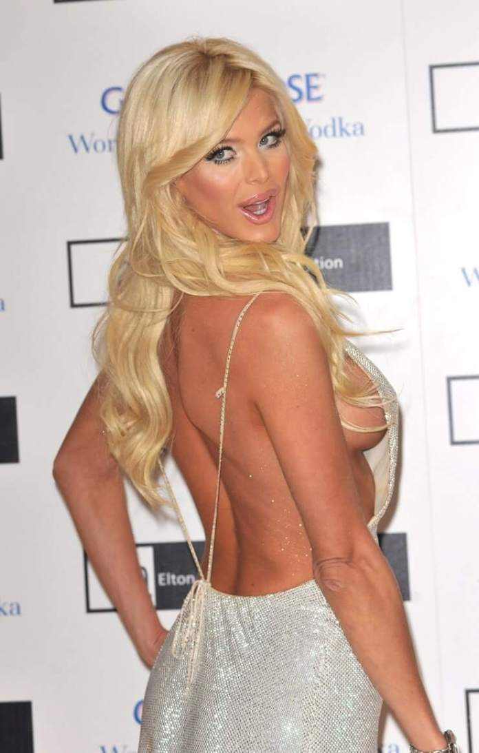 victoria silvstedt sexy