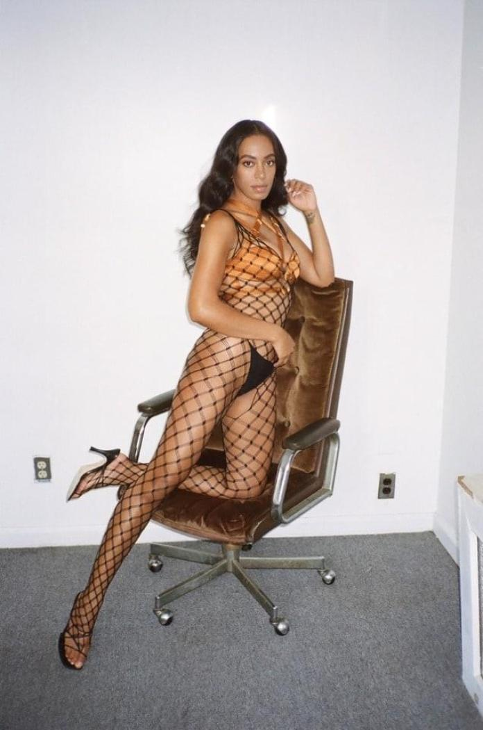 Solange Knowles hot photo (2)
