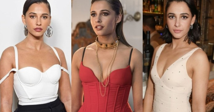 41 Hottest Pictures Of Naomi Scott