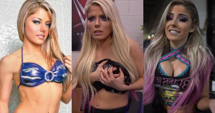 41 Sexiest Pictures Of Alexa Bliss