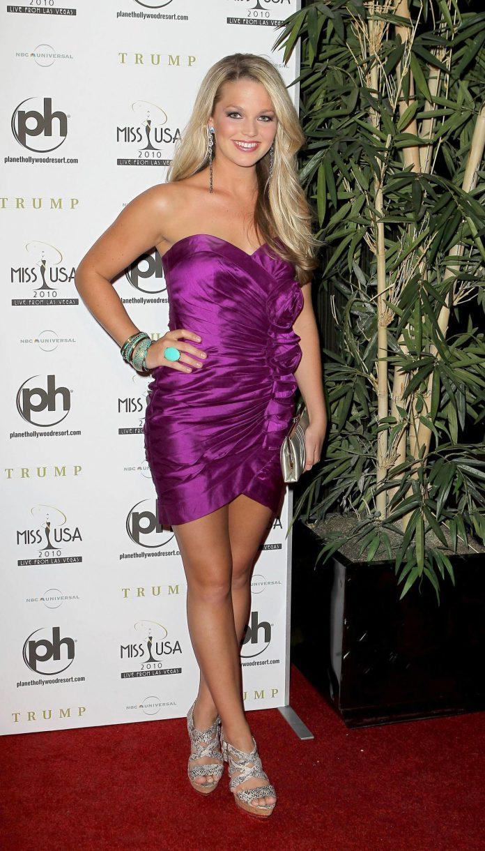 Allie LaForce sexy