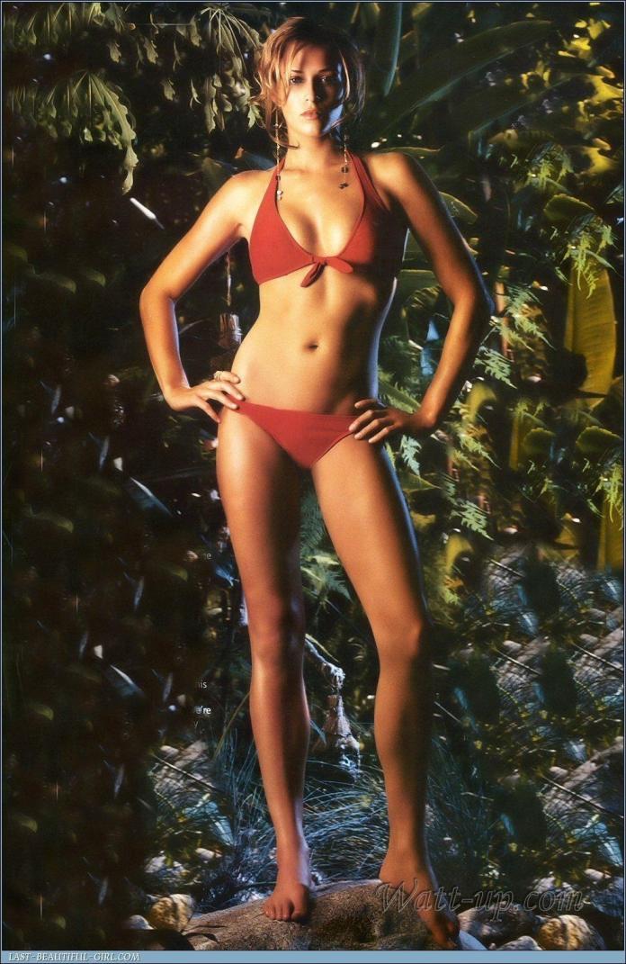 Amanda Righetti sexy