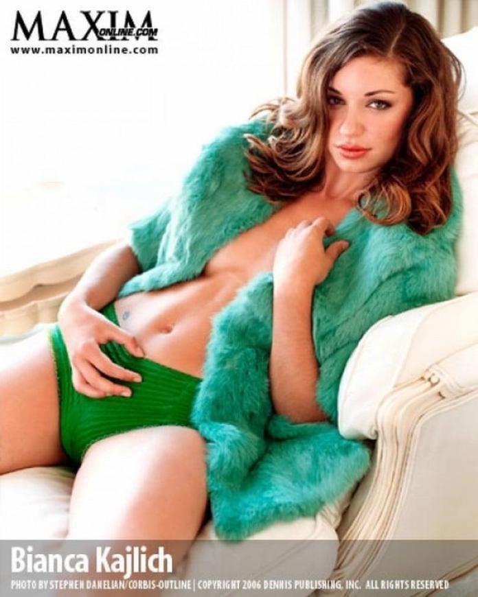 Bianca Kajlich hot