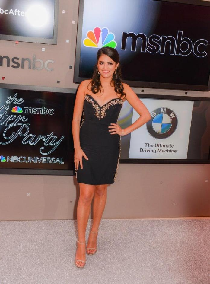 Cecily Strong hot look
