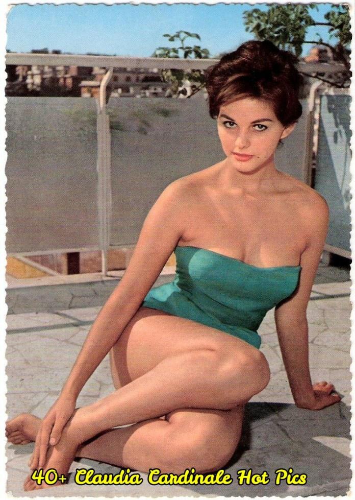 Claudia Cardinale hot pictures