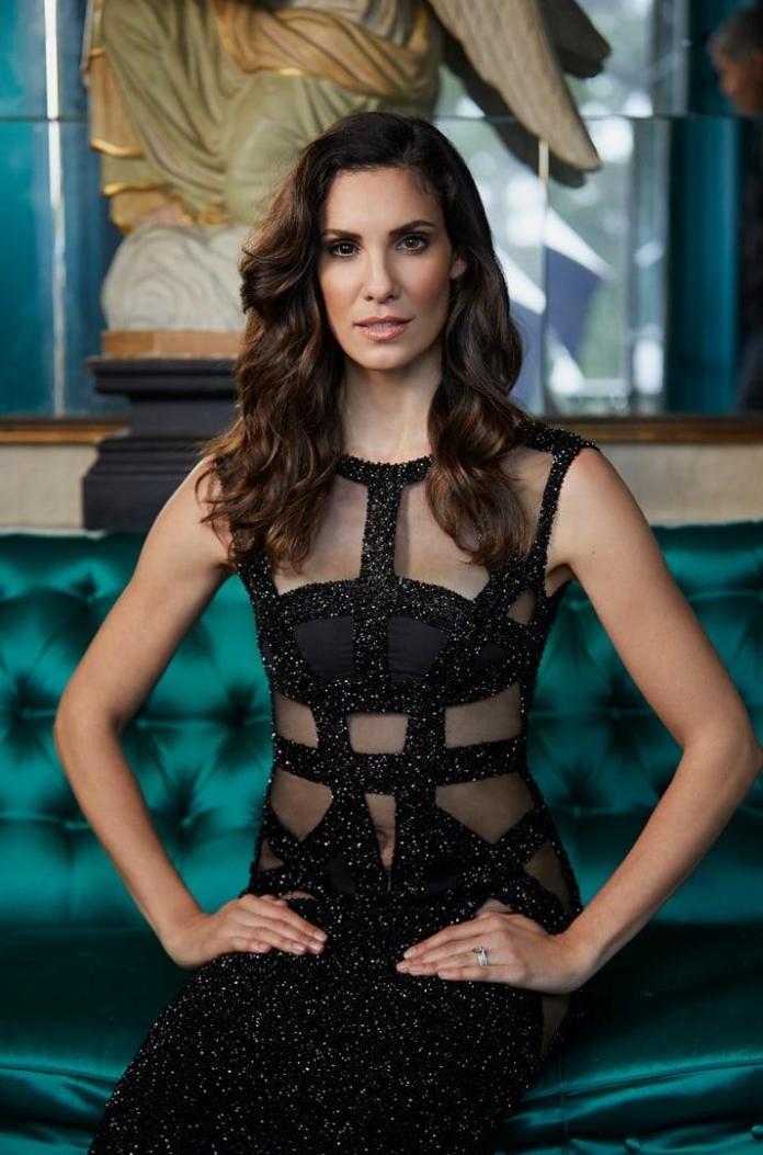 Daniela Ruah hot look