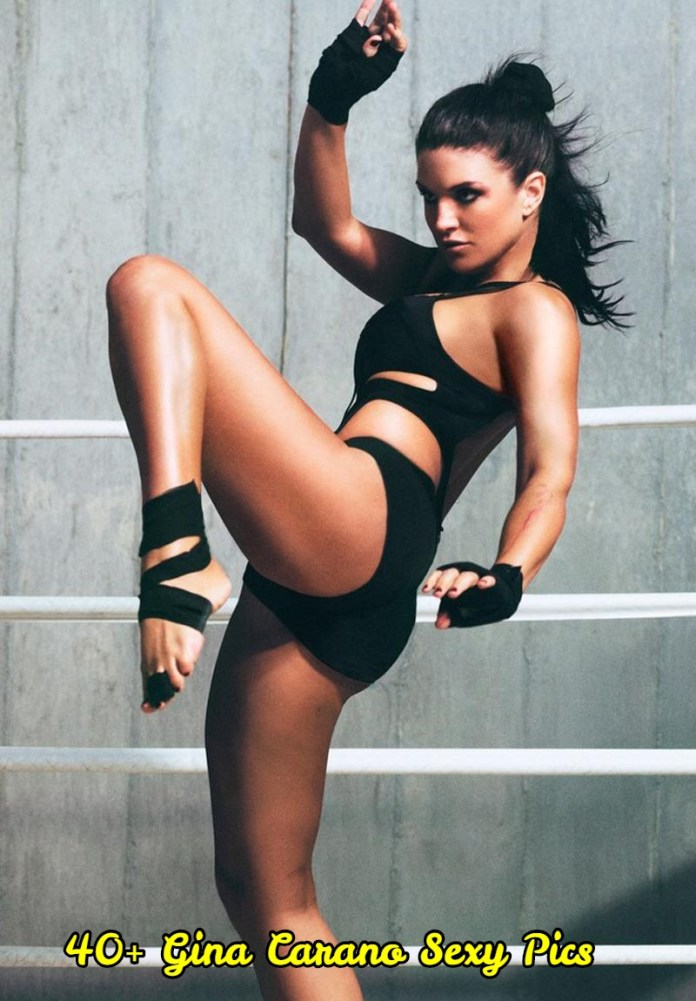 Gina Carano sexy pictures