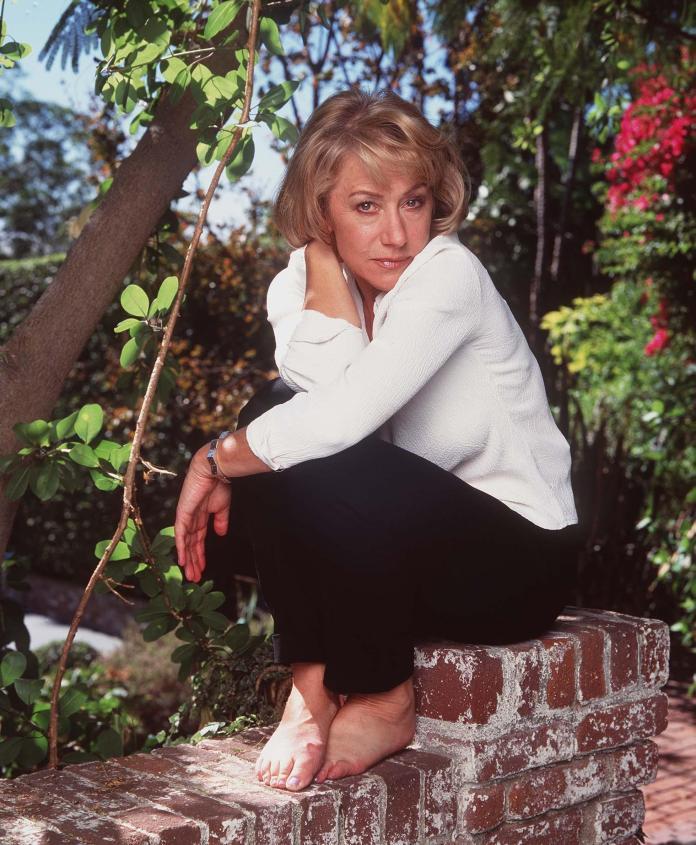 Helen Mirren sexy look