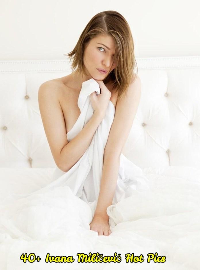Ivana Miličević hot pictures