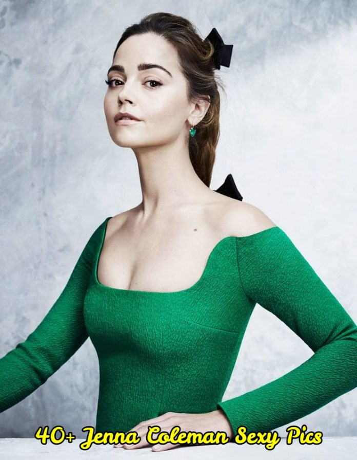 Jenna Coleman sexy pictures