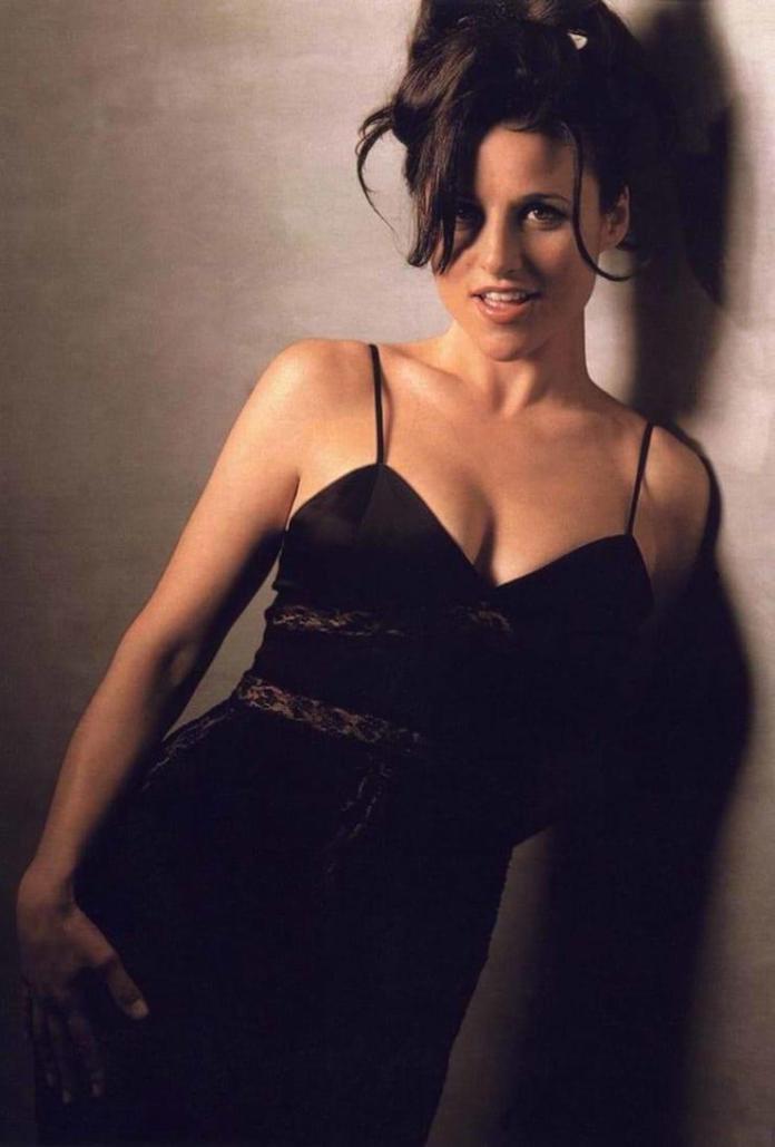 Julia Louis-Dreyfus hot look