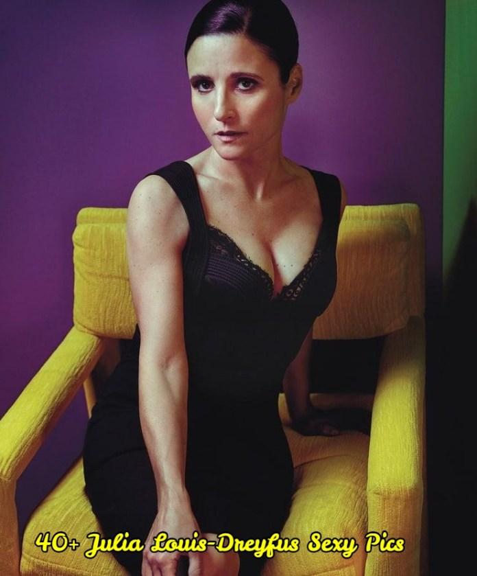 Julia Louis-Dreyfus sexy pictures