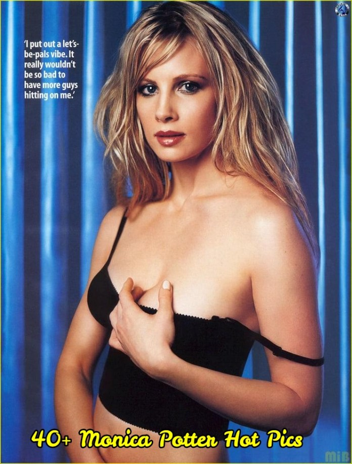 Monica Potter hot pictures