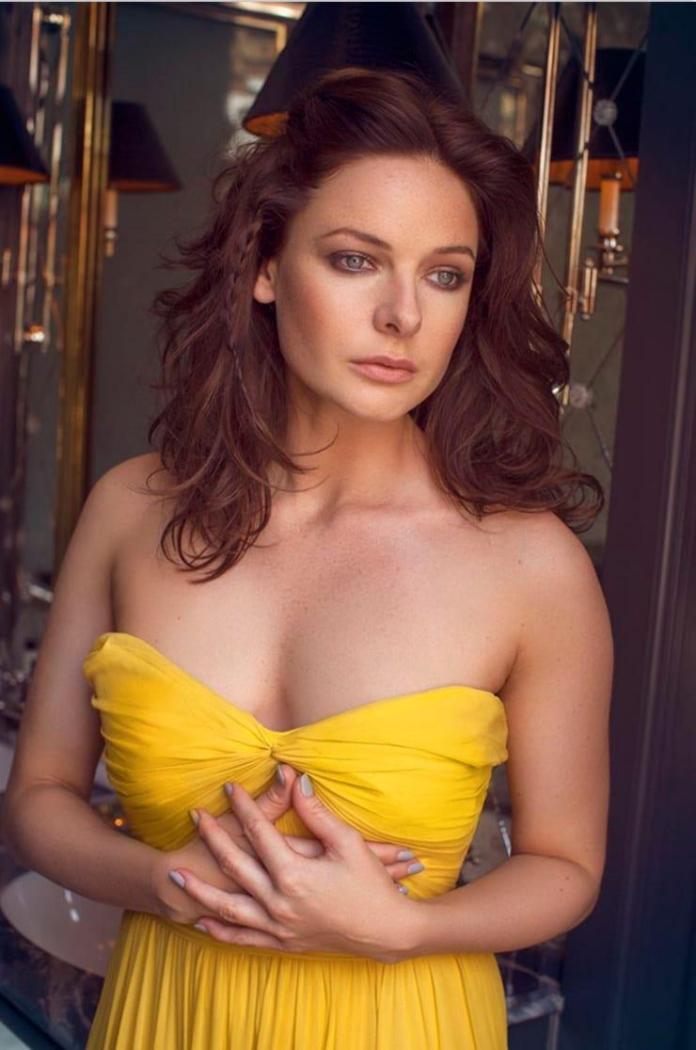 Rebecca Ferguson hot pic
