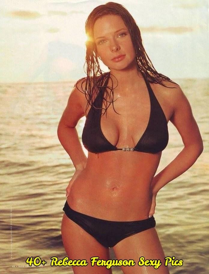 Rebecca Ferguson sexy pictures