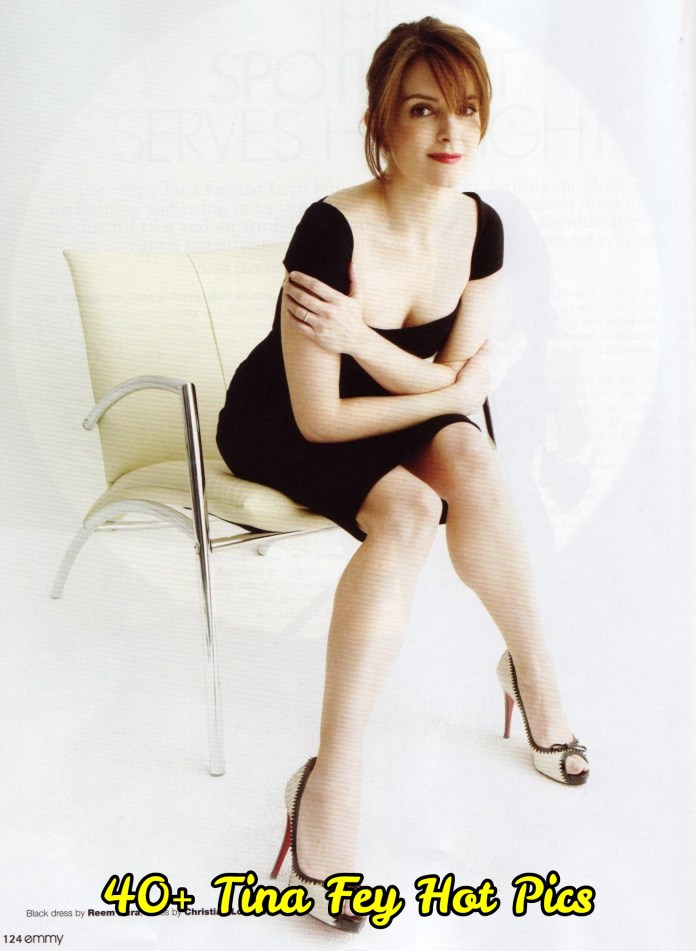 Tina Fey hot pictures