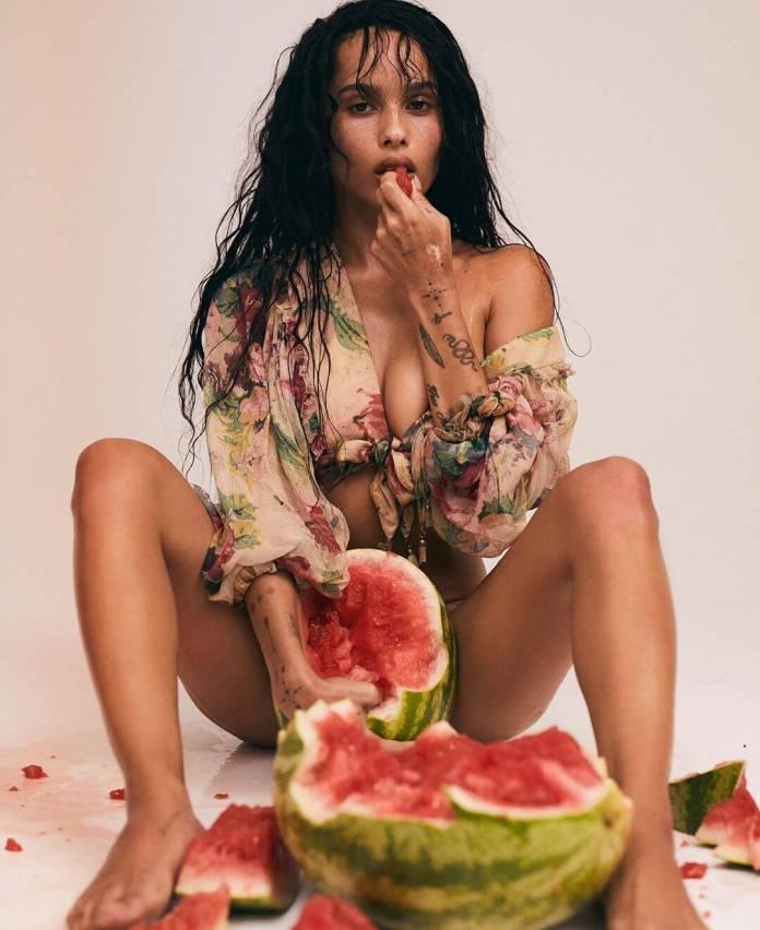 Zoë Kravitz sexy pic