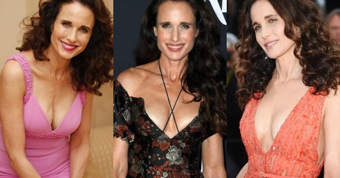 41 Hottest Pictures Of Andie MacDowell