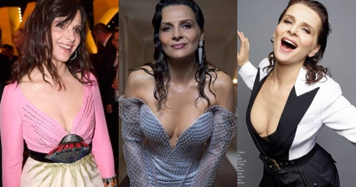 41 Hottest Pictures Of Juliette Binoche