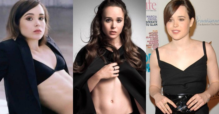 41 Sexiest Pictures Of Ellen Page