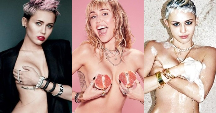 41 Sexiest Pictures Of Miley Cyrus