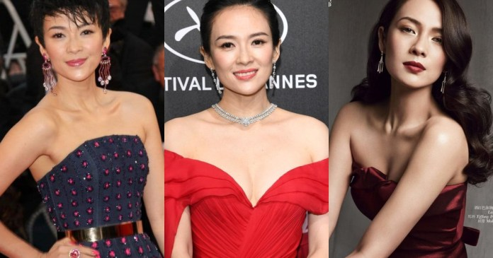41 Sexiest Pictures Of Zhang Ziyi