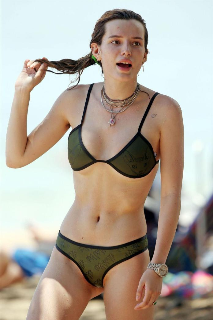 Bella Thorne sexy pic