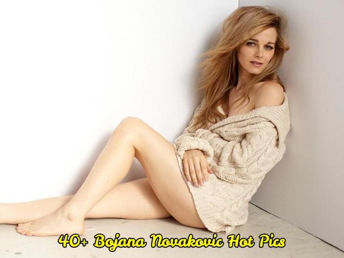 Bojana Novakovic hot pictures