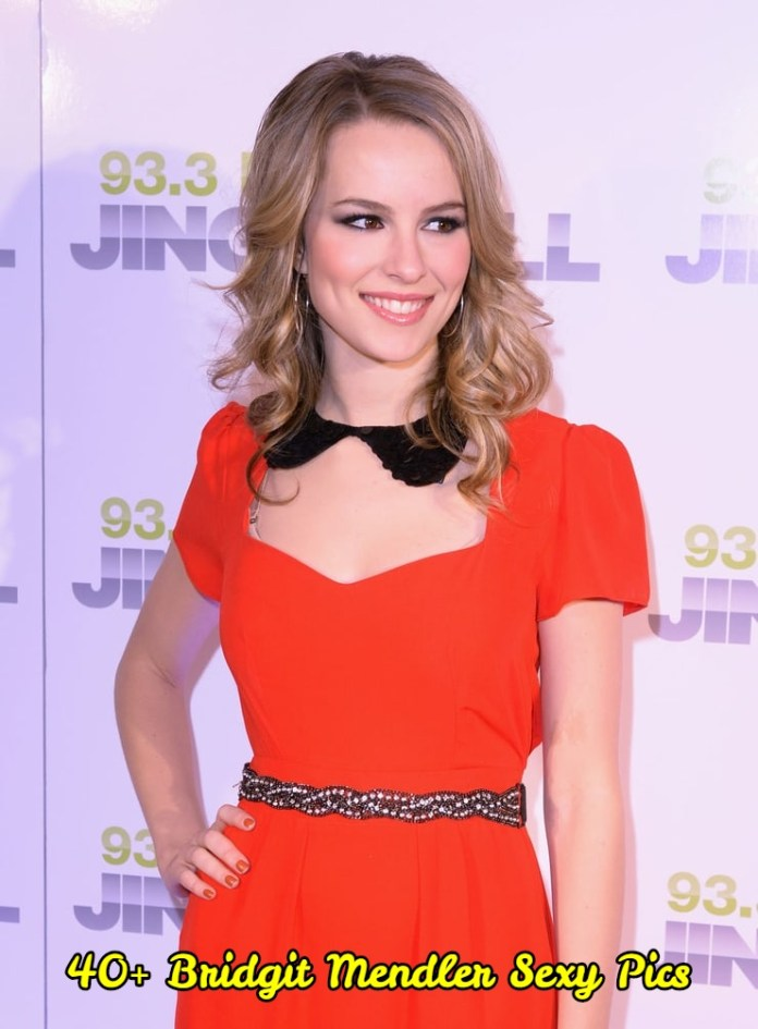 Bridgit Mendler sexy photo