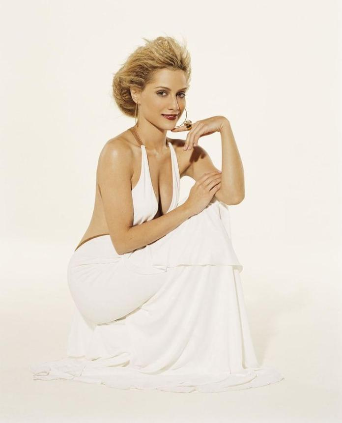 Brittany Murphy hot look