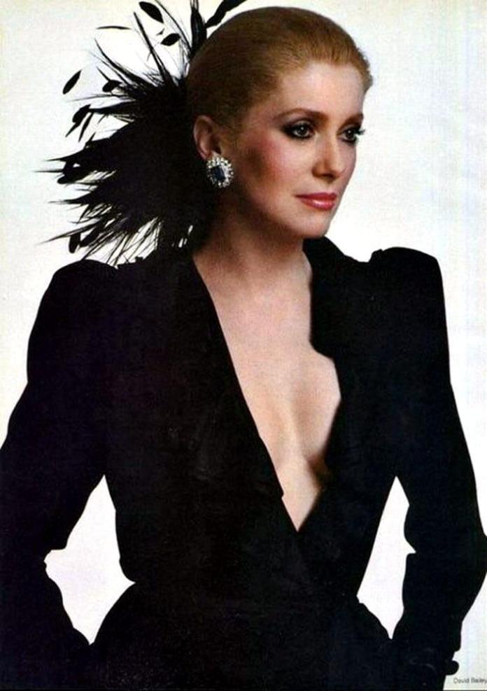 Catherine Deneuve sexy pics