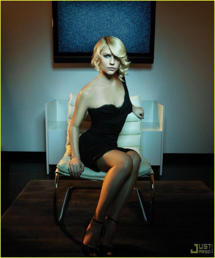 Claire Danes hot