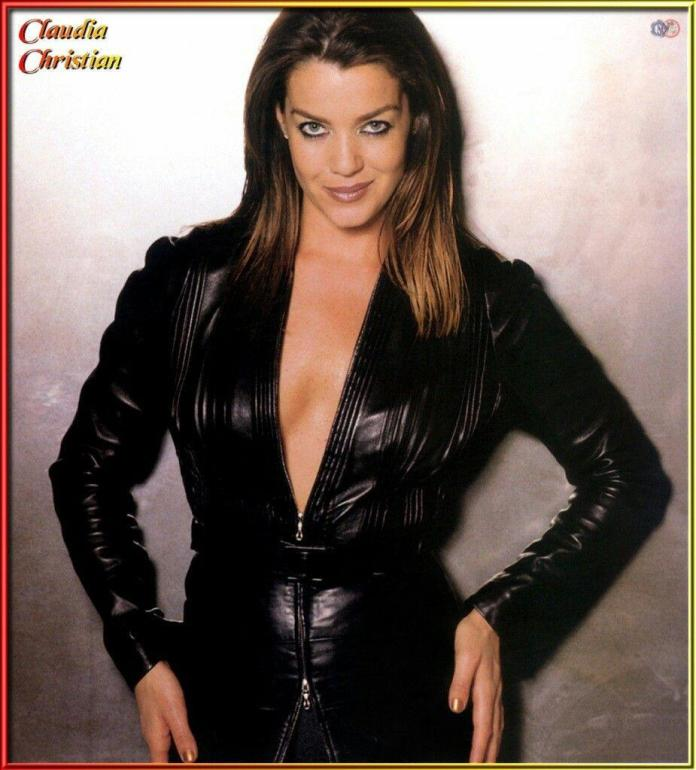 Claudia Christian sexy