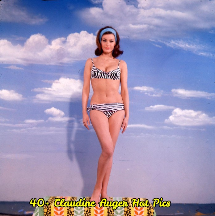 Claudine Auger hot pictures