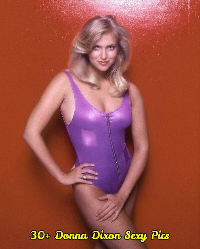 Donna Dixon sexy pictures