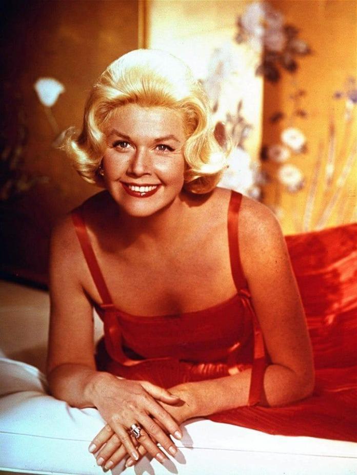 Doris Day hot