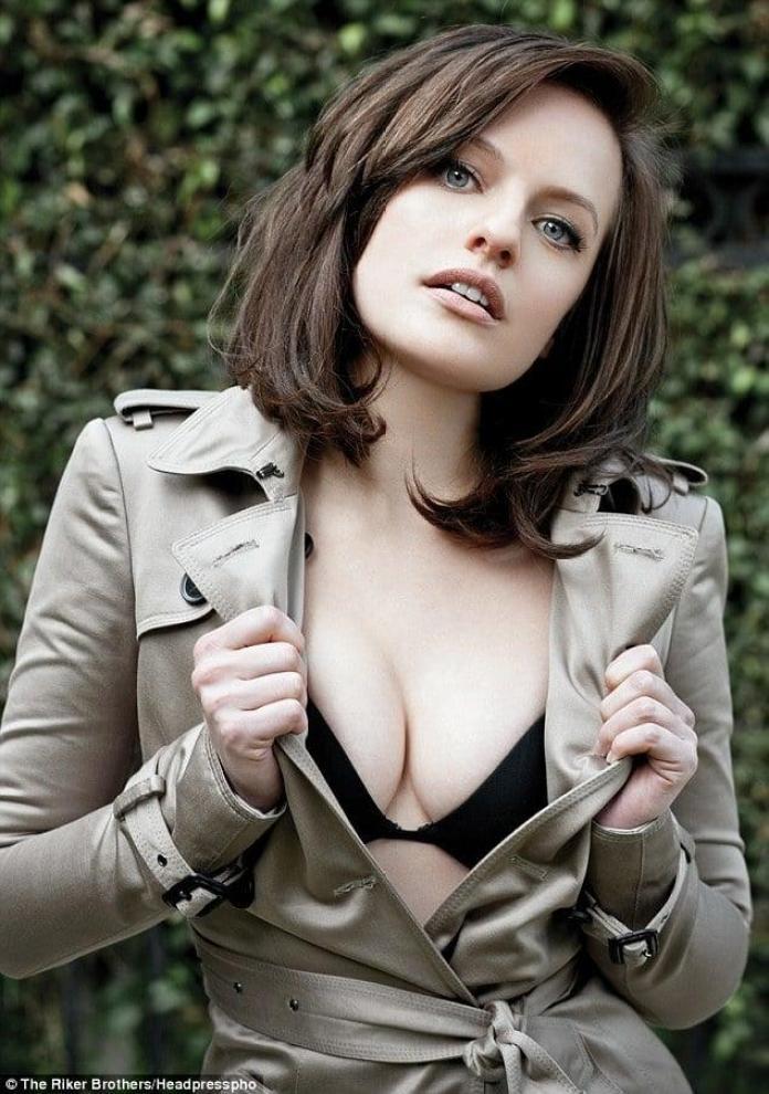 Elisabeth Moss hot pic