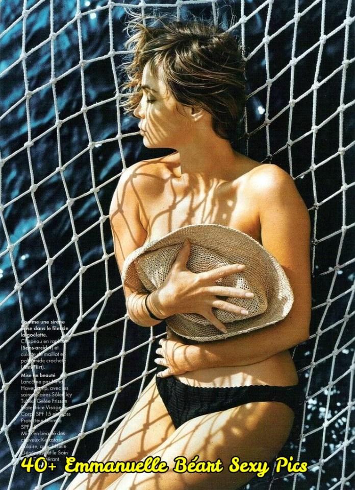 Emmanuelle Béart sexy pictures