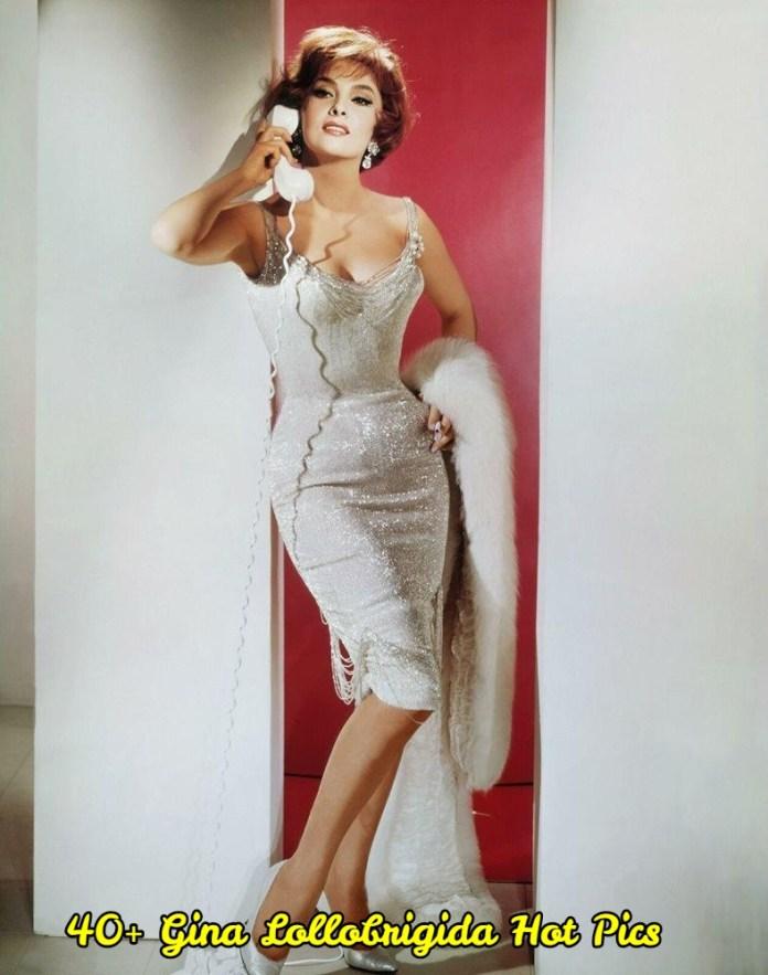 Gina Lollobrigida hot pictures